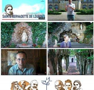 Un nouveau documentaire sur sainte Bernadette