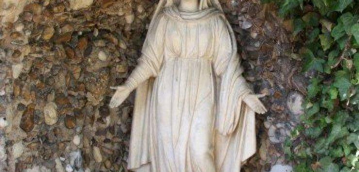 Notre Dame des Eaux - © EBSN