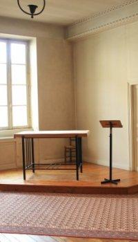 El Oratorio Sainte Croix